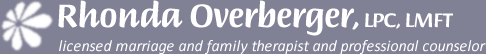 Rhonda Overberger | Maudsley Family-Based Treatment (FBT) in Michigan